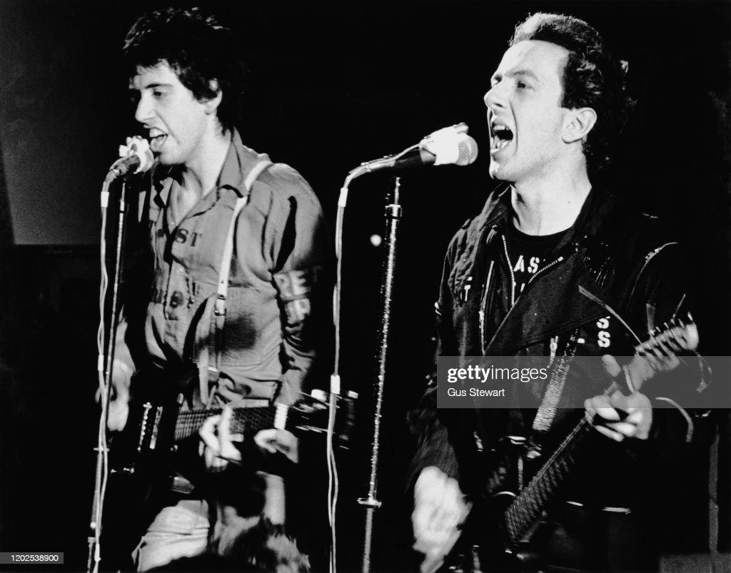 The Clash : Nachrichtenfoto