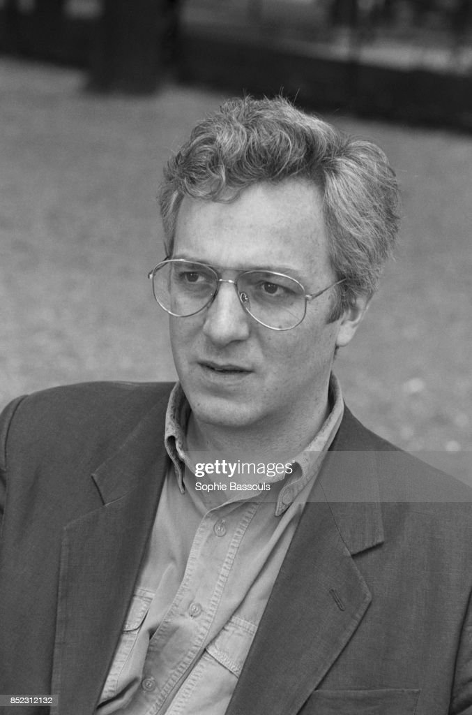 British Novelist Alan Hollinghurst Is In Paris France He Is News Photo Getty Images