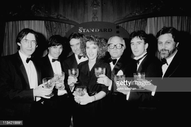British novelist and screenwriter Ian McEwan, Irish director, screenwriter, and novelist Neil Jordan, director Richard Eyre, Scottish actress Phyllis...