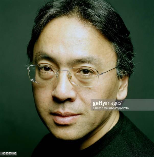 British novelist Kazuo Ishiguro London circa 2005