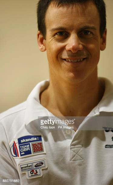 British Olympic sailing silver medallist Nick Rogers pictured near his home in Lymington Hampshire PRESS ASSOCIATION Photo Picture date Monday 12...