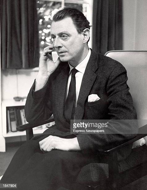 British osteopath Dr Stephen Ward sits and smokes a cigarette June 6th 1963 Ward was implicated in the Profumo scandal of the early 1960s