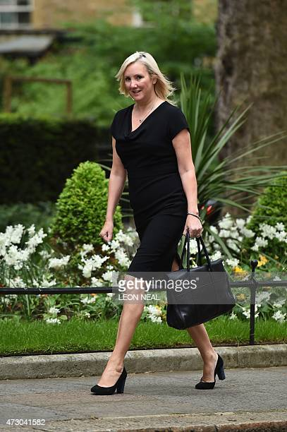British Parliamentary Under Secretary of State at the Ministry of Justice and Minister for Equalities at the Department for Education Caroline...