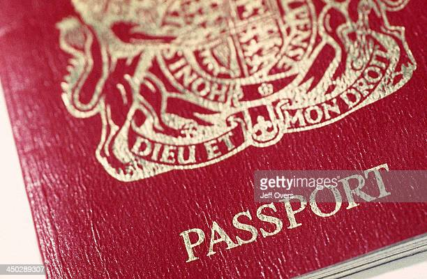 British Passport Travel Document Form of identification