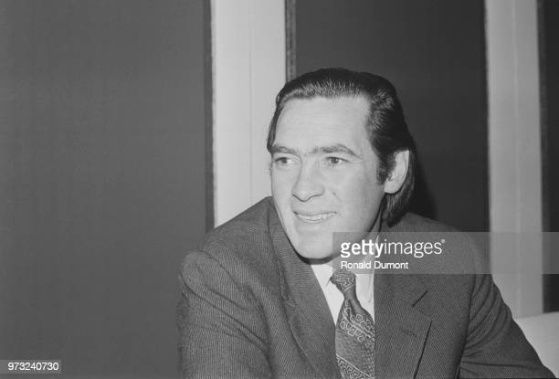 British peer, landowner, and businessman Samuel Vestey, 3rd Baron Vestey, UK, 21st December 1972.