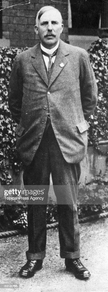 Ernest Rutherford : Nachrichtenfoto