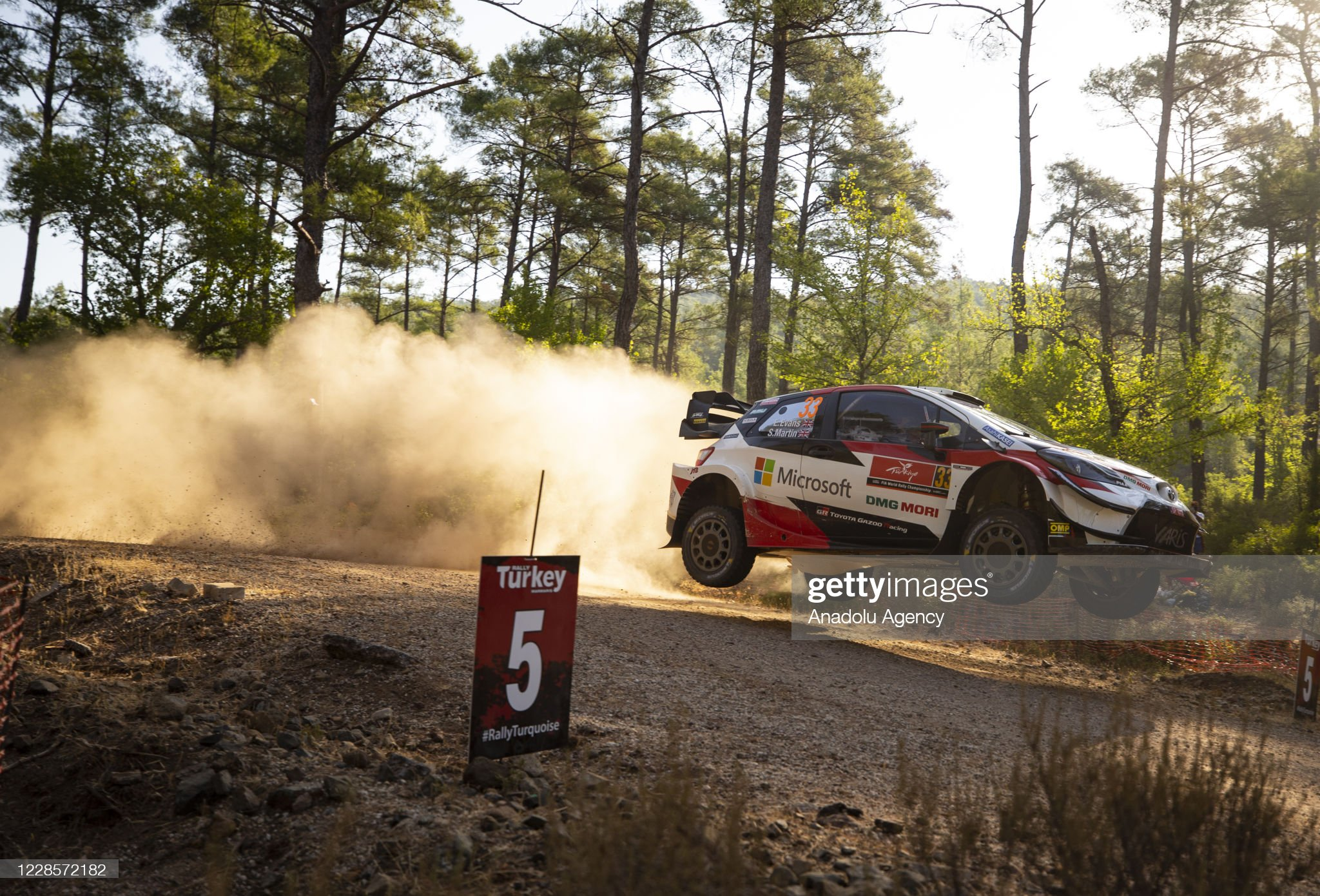 Elfyn Evans Seeks Turkish Delight On The Hard And Bumpy Road To A World Title