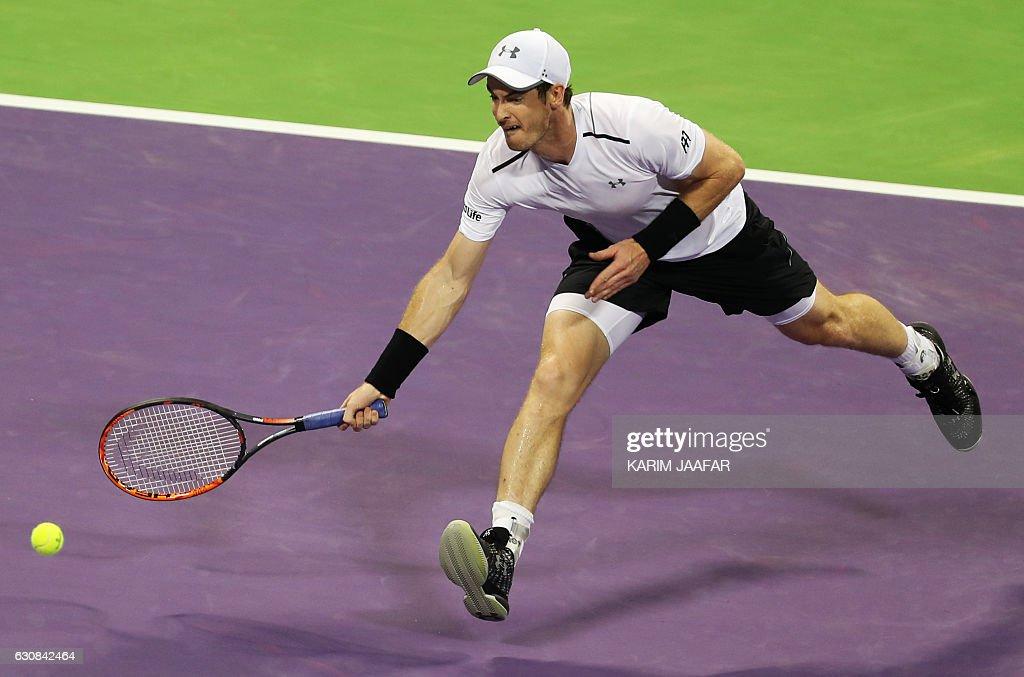 TENNIS-ATP-QAT : News Photo