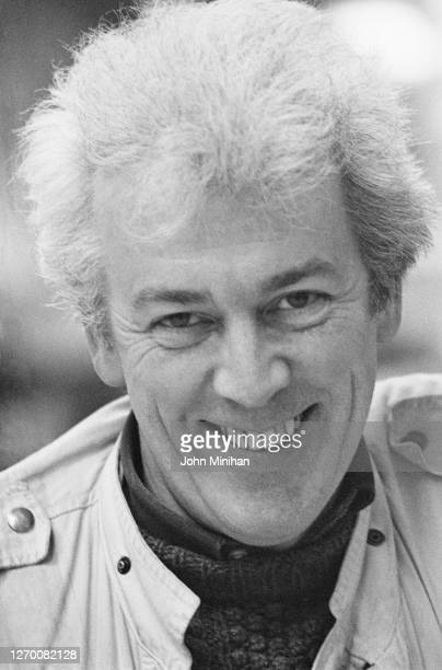 British playwright John McGrath 12th February 1985