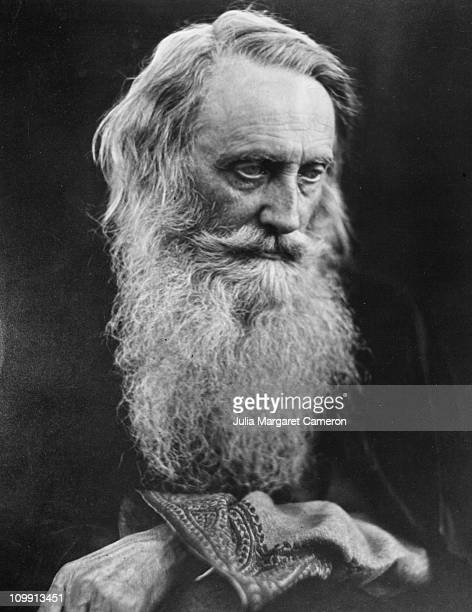 British poet and Colonial Office official Sir Henry Taylor circa 1875