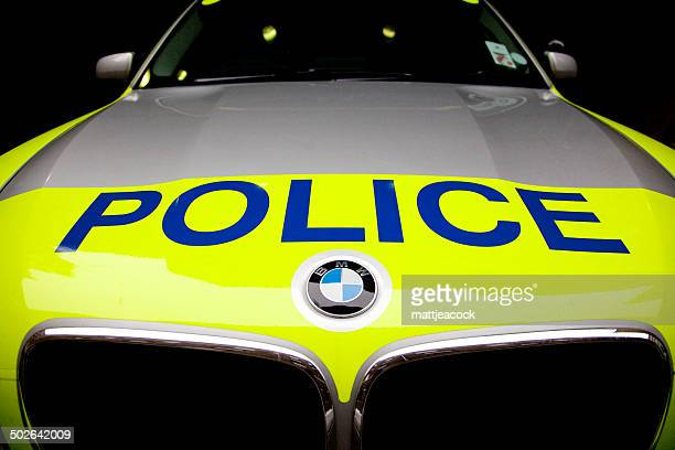 british police vehicle - police car stock photos and pictures