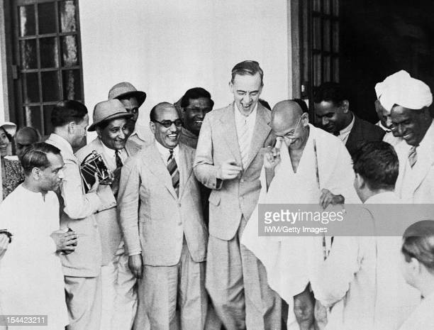 British Political Personalities 19361945 The Churchill Coalition Government 11 May 1940 23 May 1945 Sir Stafford Cripps on a special mission to India...