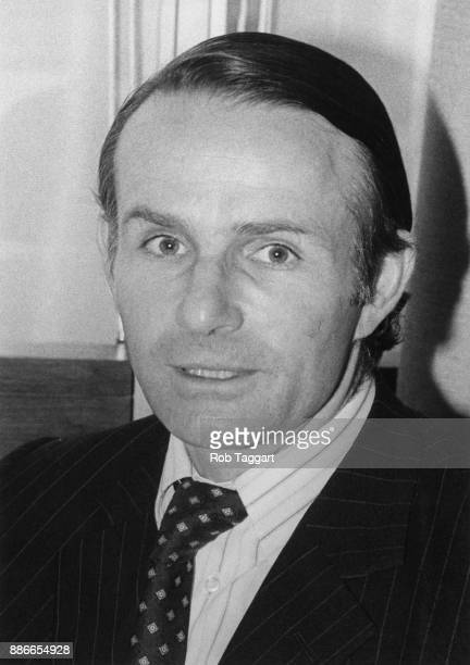 British politician Adam Courtauld Butler the new Minister of State at the Department of Industry UK 31st May 1979 Butler has been MP for Bosworth...