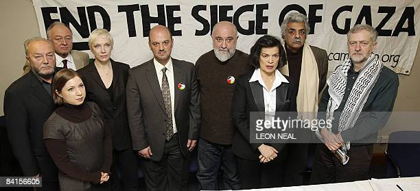 British politician George Galloway , politician Ken Livingstone , Liberal Democrat politician Sarah Teather , singer Annie Lennox , Chief Executive...
