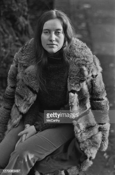 British politician Helene Middleweek later Baroness Hayman who will be contesting the Wolverhampton South West constituency against Enoch Powell in...