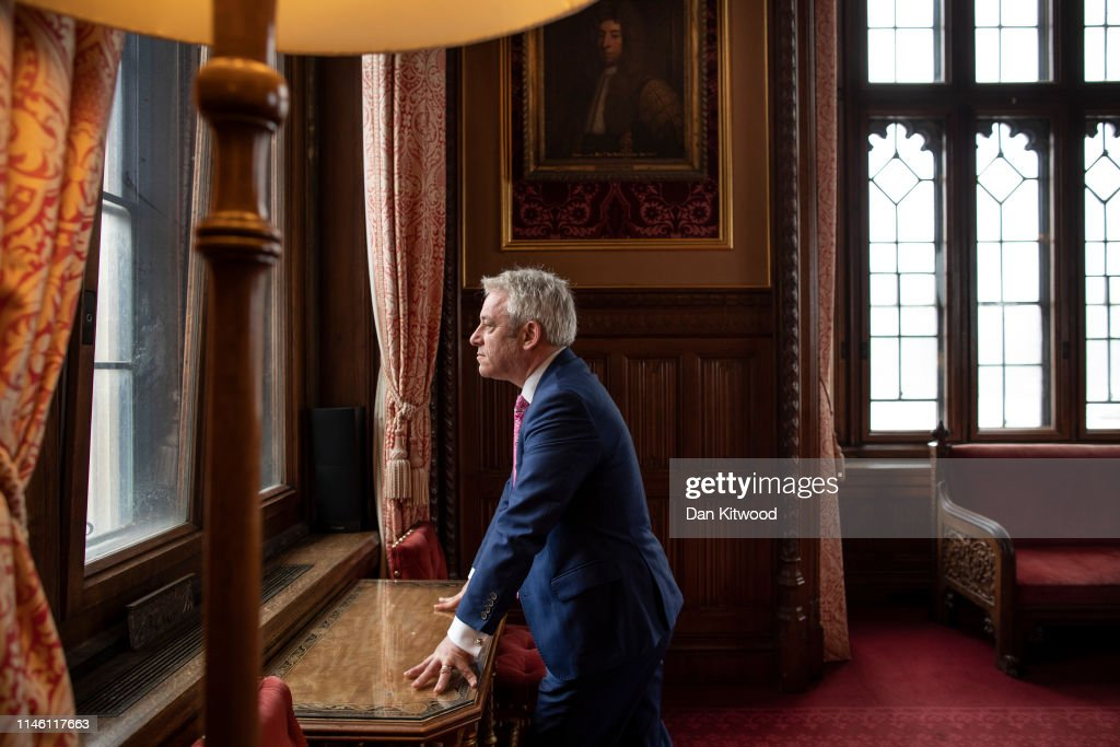 GBR: House Of Commons Speaker John Bercow