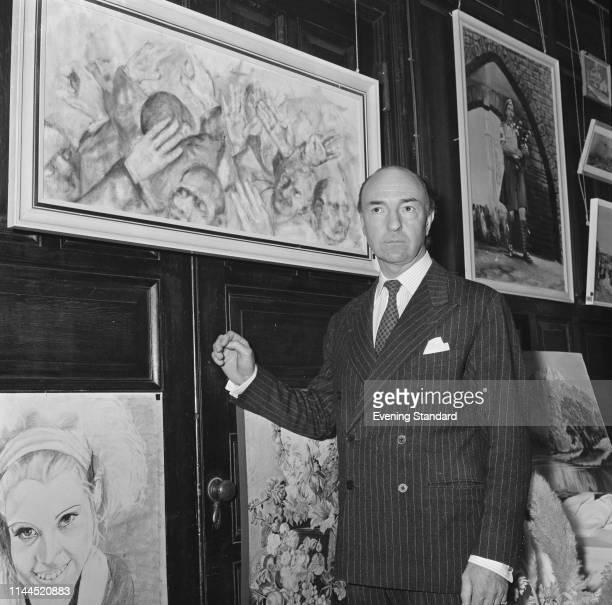 British politician John Profumo UK 17th November 1969