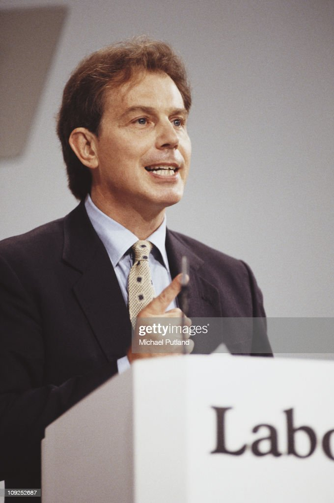 Labour Party Conference 1995 : News Photo