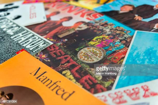 Groupes de musique pop britannique des années 60