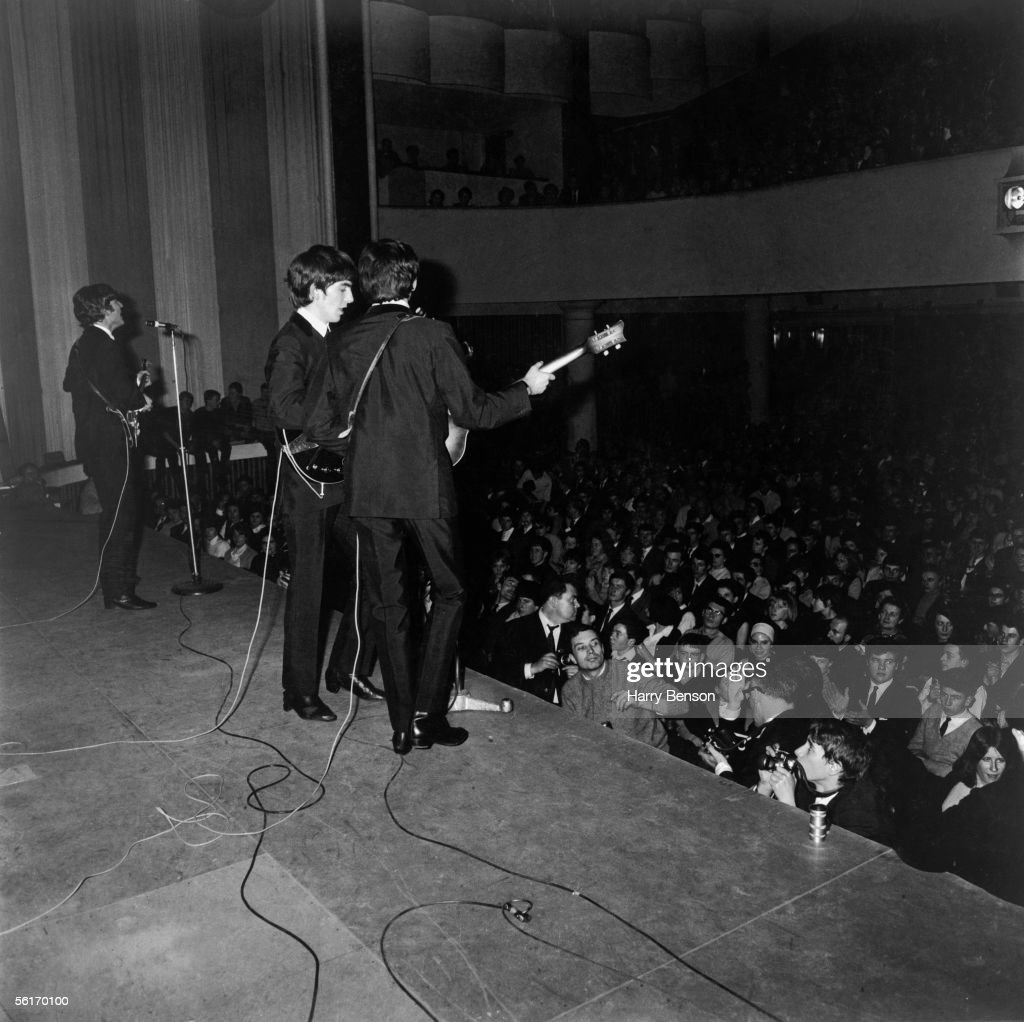 Beatles In France : News Photo