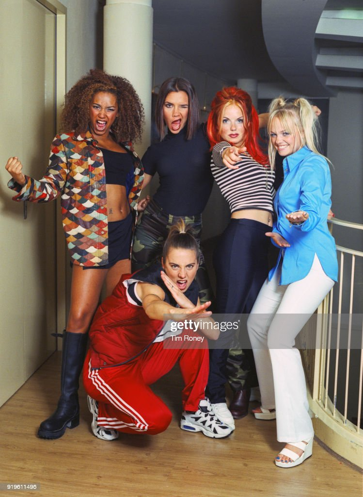 The Spice Girls : ニュース写真