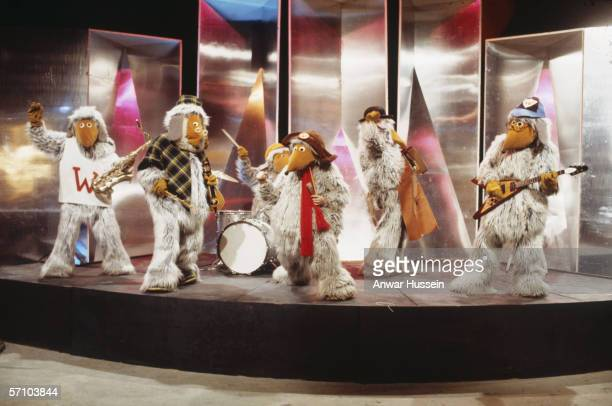 British pop group The Wombles who had eight hit records in 1974 and 1975 The group led by Mike Batt was a spinoff from the successful children's TV...