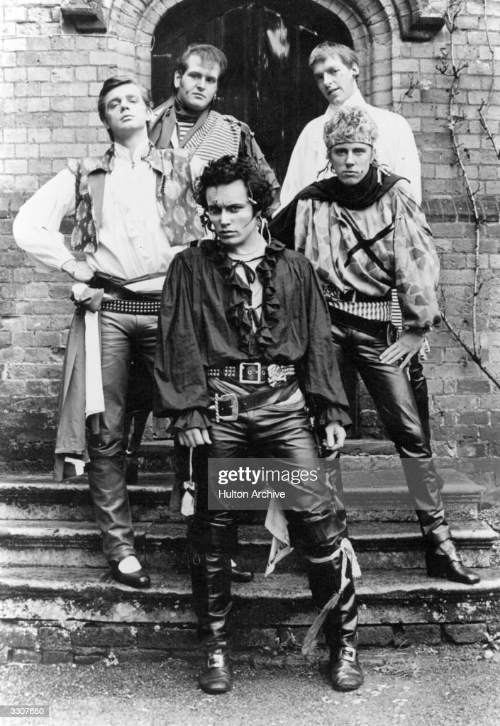 Adam And The Ants : News Photo
