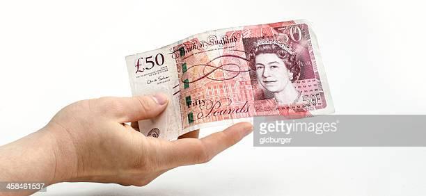 British Pound Sterling Note