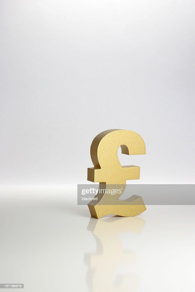 Symbole De La Livre Sterling Photo Getty Images