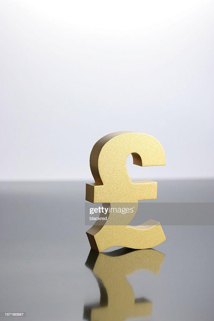 British Pound Symbol Stockfoto Getty Images