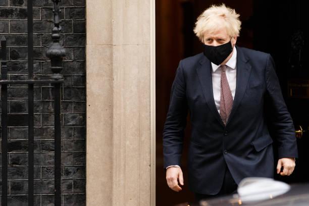 GBR: Boris Johnson Ends Self-Isolation Over Coronavirus Contact
