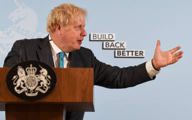 GBR: Prime Minister Boris Johnson Delivers Speech On Job Skills And Further Education