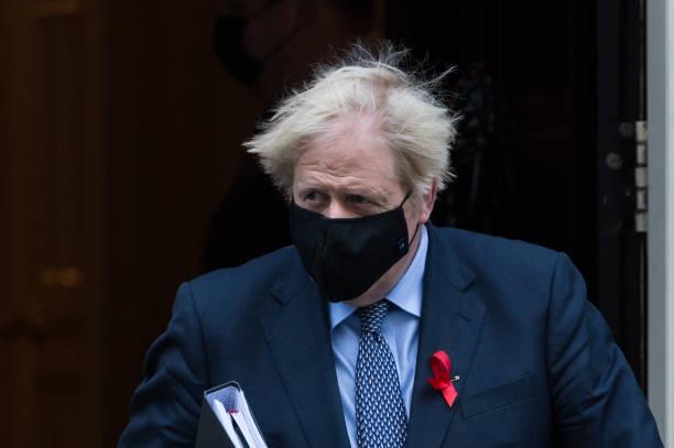 GBR: Boris Johnson Opens Coronavirus Restrictions Debate In London