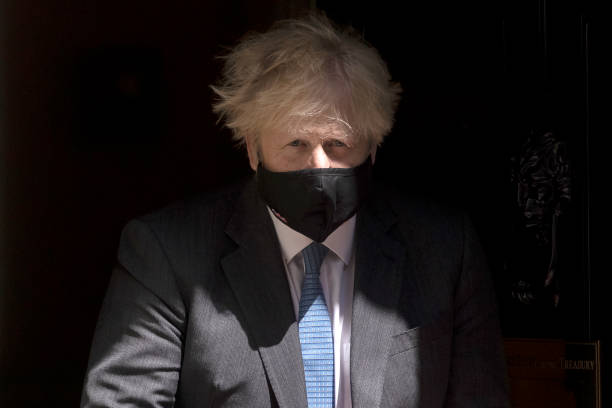 GBR: Boris Johnson Attends Prime Minister's Questions