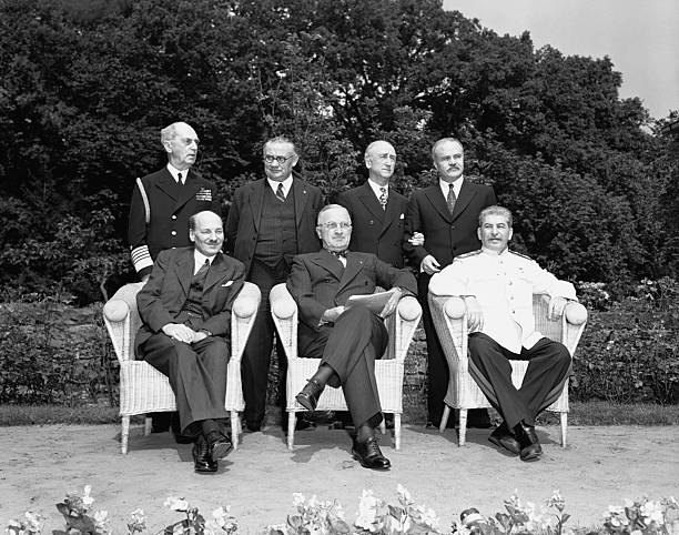 DEU: 17th July 1945 - The Potsdam Conference
