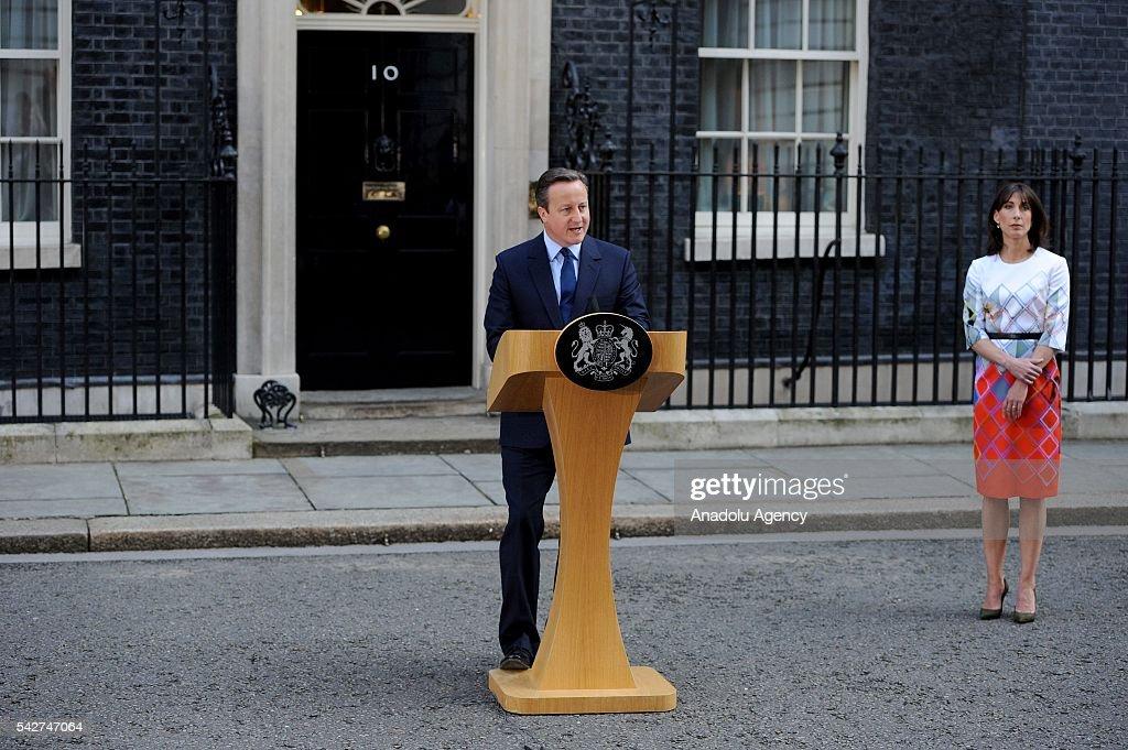 EU Referendum in United Kingdom : News Photo