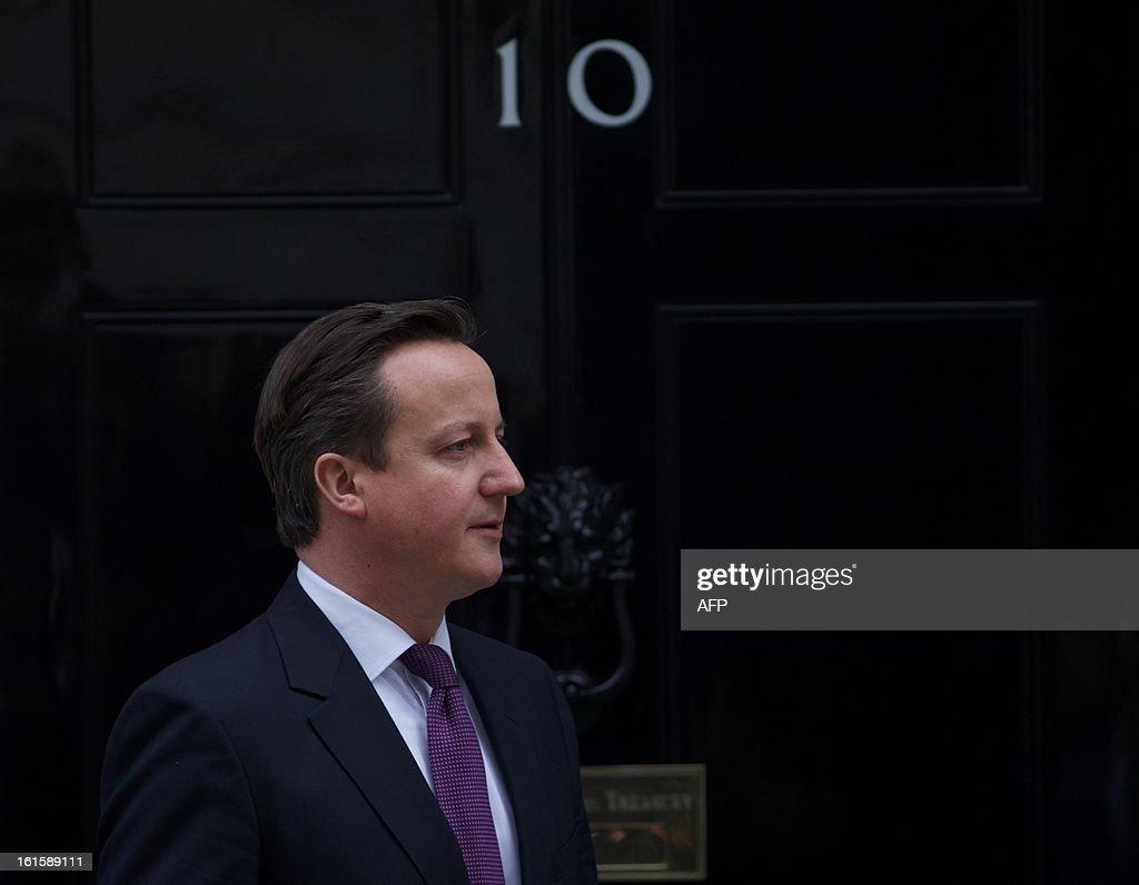 BRITAIN-PAKISTAN-DIPLOMACY : News Photo