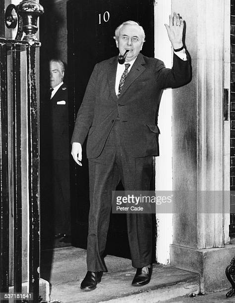 Harold Wilson Pictures And Photos
