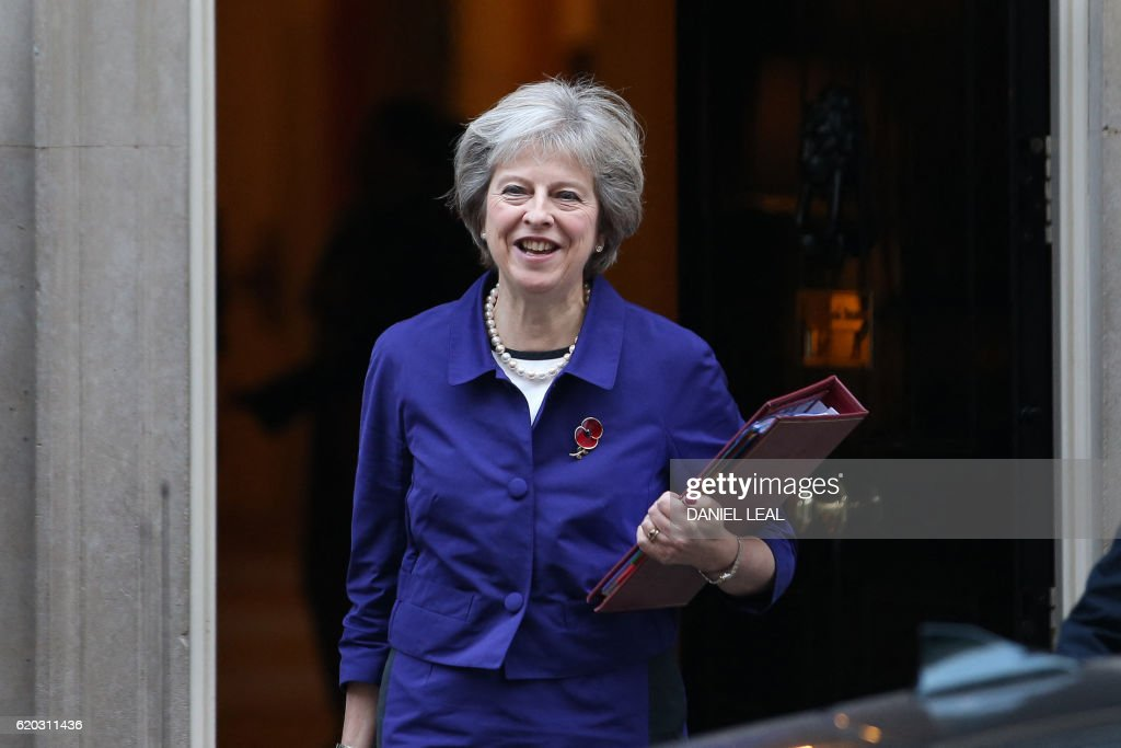 BRITAIN-POLITICS : News Photo