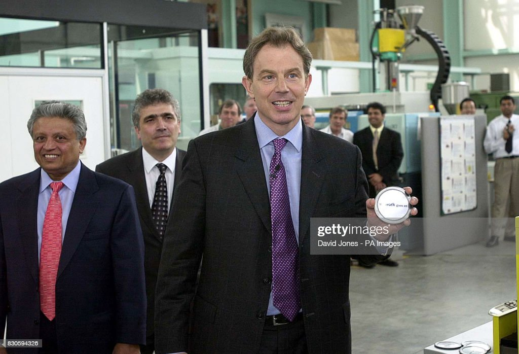 General Election Warwick Blair : News Photo