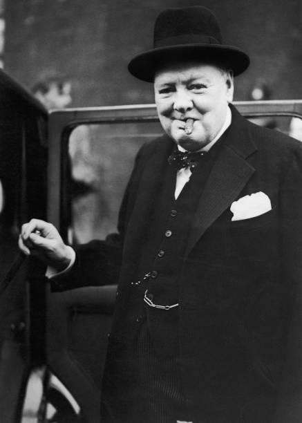 Churchill Resigns Wall Art