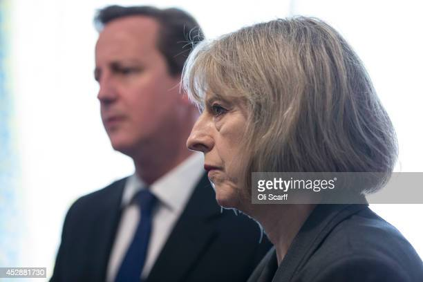 On Eve Of British Pm Camerons Visit >> 30 Prime Minister David Cameron And Home Secretary Theresa May Visit