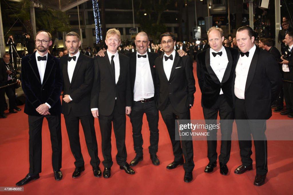France Cinema Film Festival Cannes News Photo