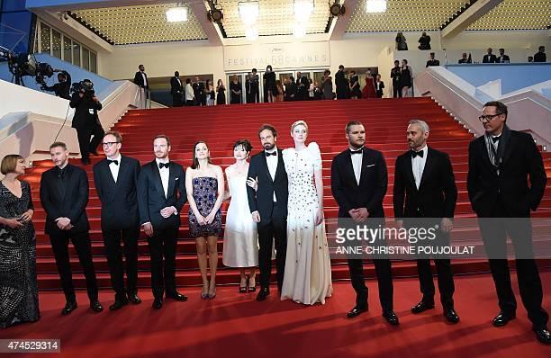 British producer Laura HastingsSmith British actor Sean Harris British actor David Thewlis GermanIrish actor Michael Fassbender French actress Marion...