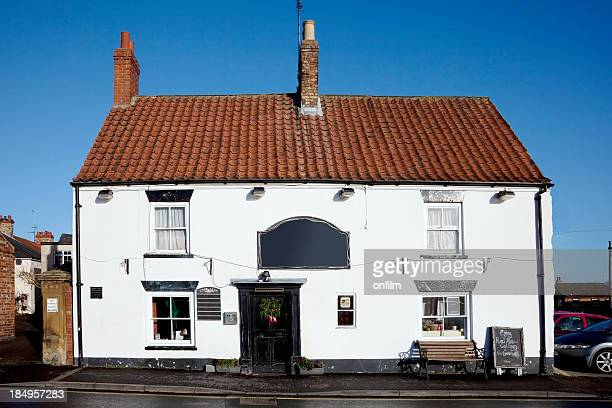 british pub - inn stock pictures, royalty-free photos & images