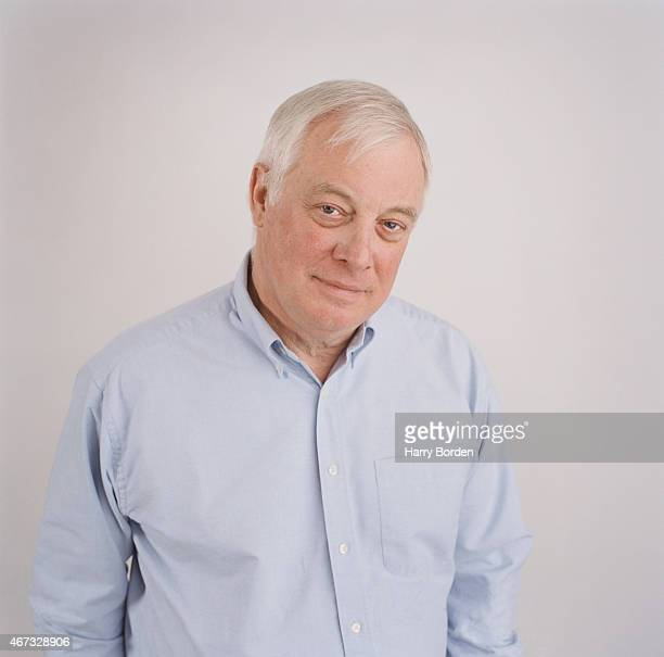 British public servant a former chairman of the BBC Trust and serves as Chancellor of the University of Oxford Chris Patten is photographed for the...