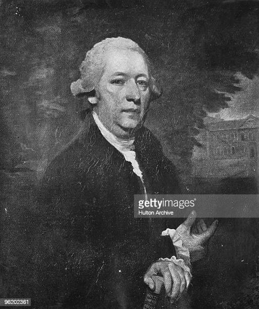 British publisher and founder of The Times newspaper of London, John Walter , circa 1800. He was also the paper's first editor.