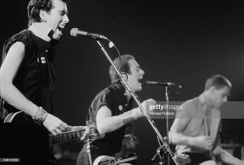 The Clash In New York : ニュース写真