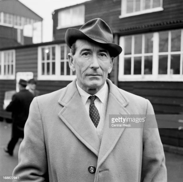British racehorse trainer Henry Ryan Price 24th January 1964