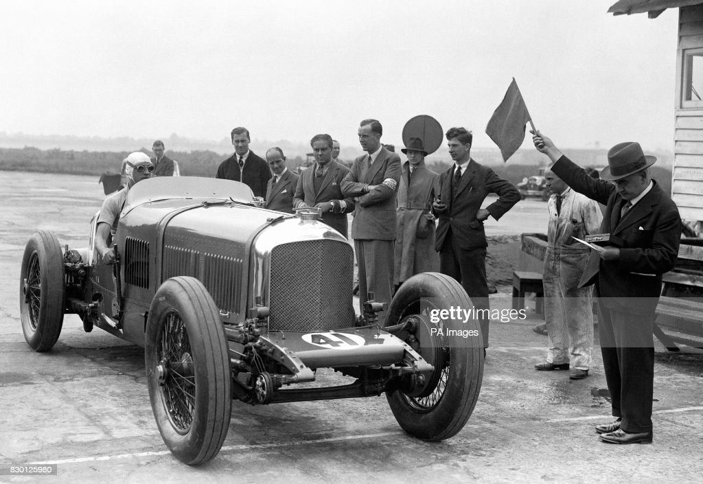 Motor Racing - 500 Miles Race - Brooklands Pictures | Getty Images